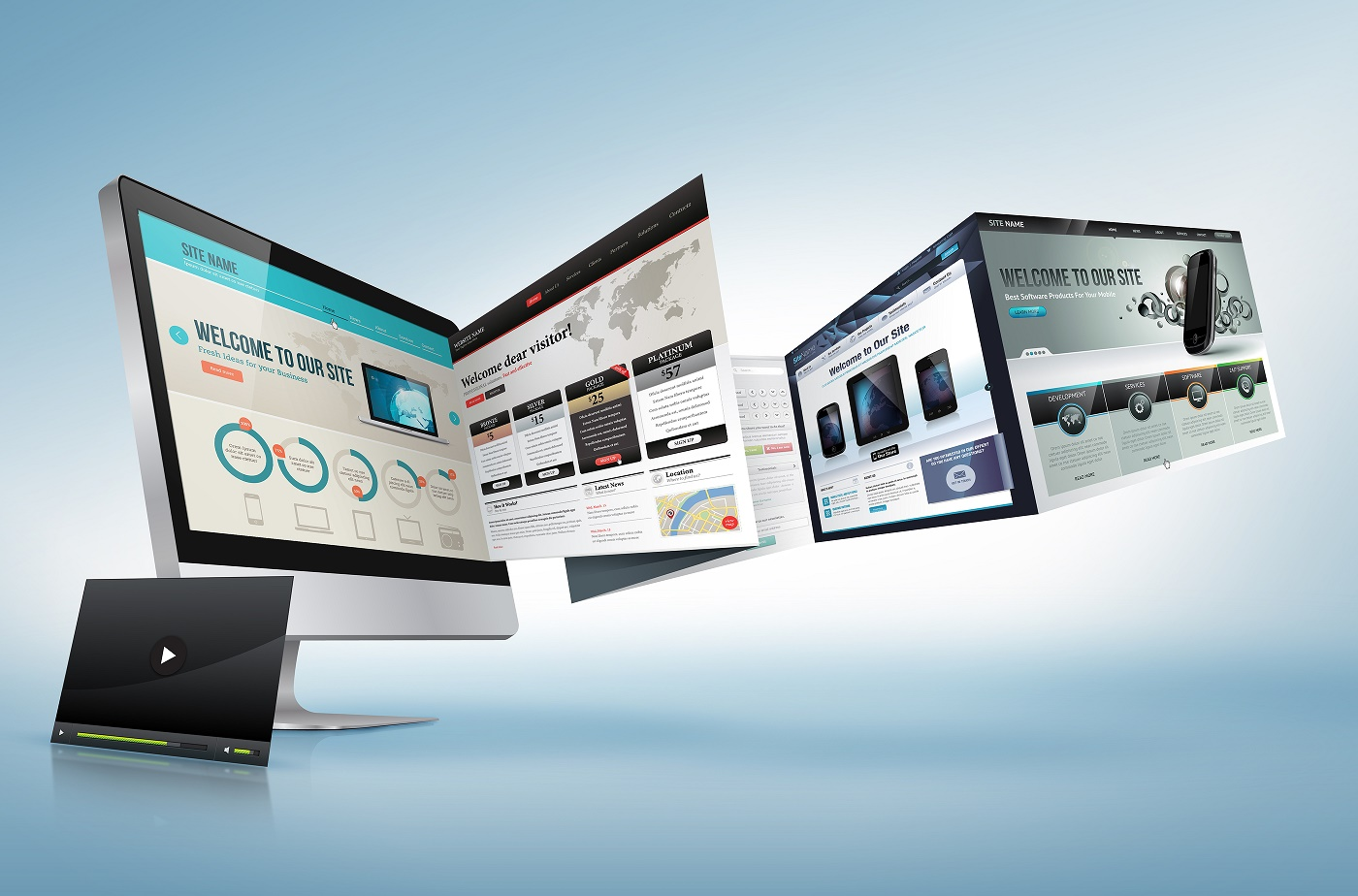 Web-Design-Concept